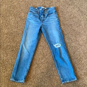 Levi Strauss & Co Wedgie straight jean NWOT